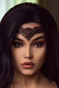 240x400 Cosplay Of Wonder Woman 1984 Portrait 4k