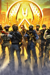 750x1334 Counter Strike Global Offensive Guardians
