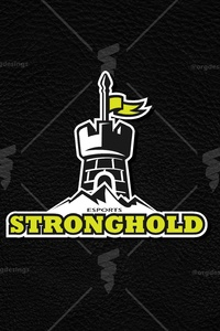 Counter Strike Global Offensive Logo 10k