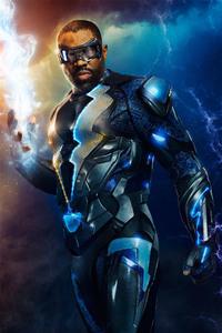 Cress Williams As Black Lightning 2018 Tv Series