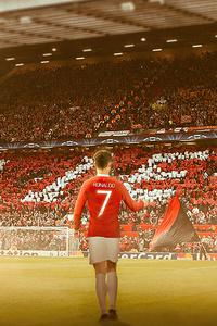 320x568 Cristiano Ronaldo Manchester United 4k