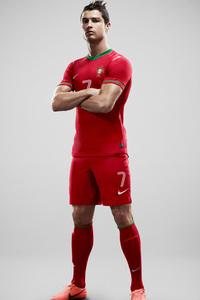 320x480 Cristiano Ronaldo Portugal Nike