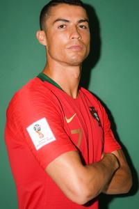 Cristiano Ronaldo Portugal Portrait