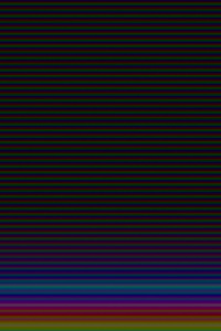 720x1280 Crt Monitor Abstract 4k
