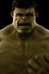 Crying Hulk