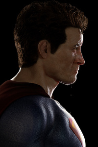 Crying Superman