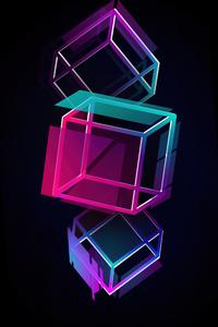 1080x1920 Cube Floater 5k