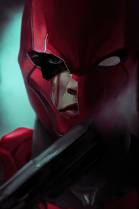 540x960 Curran Walters As Red Hood In Titans4k