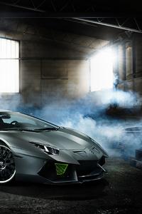 Custom Lamborghini Aventador 2018