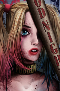Cute Harley Quinn Arts