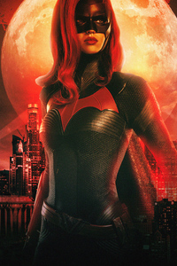 CW Ruby Rose As Batwoman