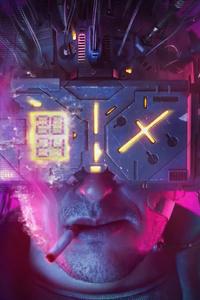 Cyber Boy No Limits 4k