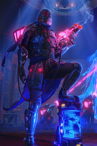Cyber Buster