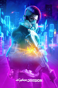 Cyber Division 2077