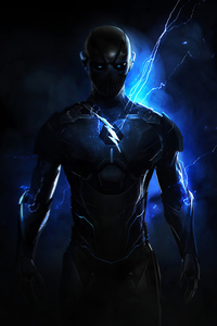 2160x3840 Cyber Flash 4k