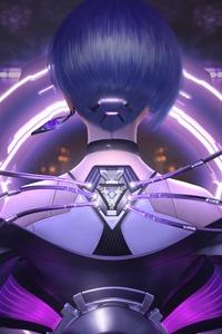Cyber Hunter 8k