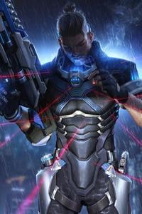 1440x2560 Cyber Hunter