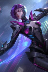 1440x2560 Cyber Natalia