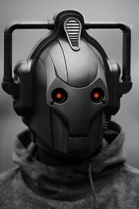 540x960 Cyberman Doctor Who