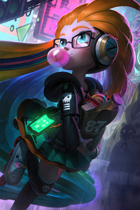 CyberPop Zoe League Of Legends