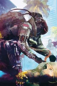 Cyberpunk 2077 12k