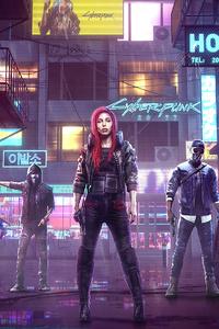 Cyberpunk 2077 4k 2020 Game