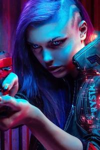 Cyberpunk 2077 4k 2020