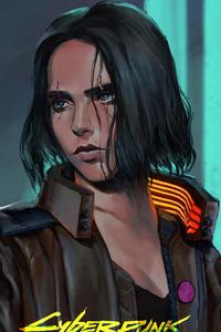 640x1136 Cyberpunk 2077 4kart
