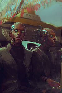 2160x3840 Cyberpunk 2077 All Ready To Go 4k