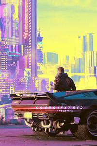 Cyberpunk 2077 Artistic 4k