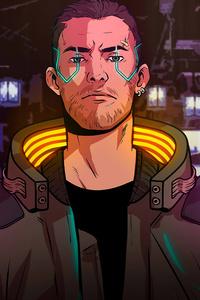 Cyberpunk 2077 Boy 5k