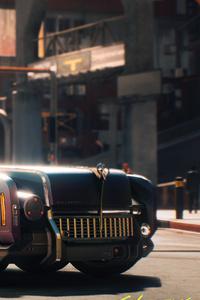 640x960 Cyberpunk 2077 Cars