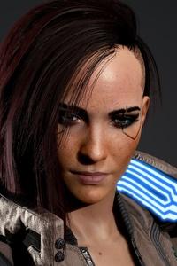 Cyberpunk 2077 Character 4k 2019