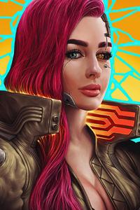 Cyberpunk 2077 Character Arts 4k