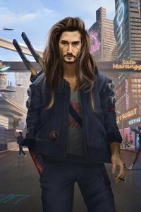 Cyberpunk 2077 Character Game