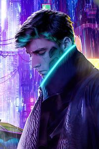 240x320 Cyberpunk 2077 Cosplay 2020