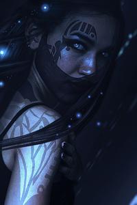 Cyberpunk 2077 Cosplay 4k 2020