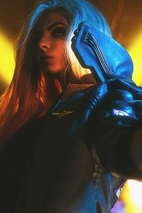 Cyberpunk 2077 Cosplay 4k 2021