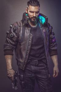 Cyberpunk 2077 Cosplay 8k