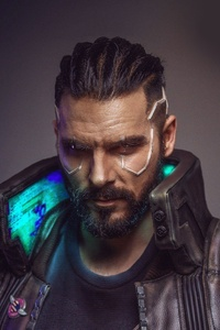 Cyberpunk 2077 Cosplay New