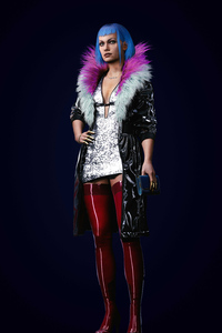 Cyberpunk 2077 Evelyn 5k