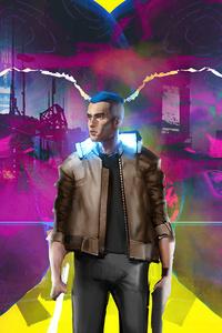 Cyberpunk 2077 Fan Made