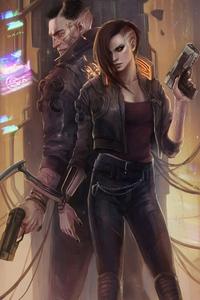 Cyberpunk 2077 Game 2019 4k