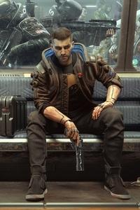 720x1280 Cyberpunk 2077 Game 2020 4k