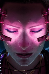 720x1280 Cyberpunk 2077 Game Coming