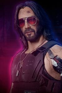 Cyberpunk 2077 Johnny Silverhand 5k