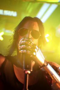 Cyberpunk 2077 Johnny Silverhand Musician