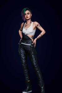 Cyberpunk 2077 Judy 5k