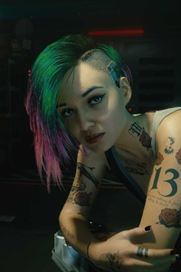 Cyberpunk 2077 Lucky Number 13