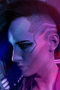 Cyberpunk 2077 Neon Lights 4k